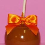 Plain Caramel Apple