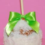 Snowball Caramel Apple