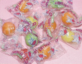 Cry Baby eXtra Sour Bubble Gum - assorted (10 pck)