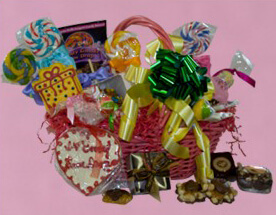 Goody Gum Drop Gift Basket