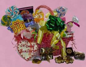 Goody Gum Drop Gift Basket