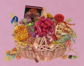 Saltwater Taffy Gift Basket