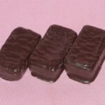 Dark Chocolate Raspberry Jells
